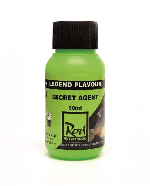 Rod Hutchinson RH esence Legend Flavour Secret Agent  50ml