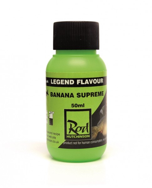 Rod Hutchinson RH esence Legend Flavour Banana Supreme 50ml