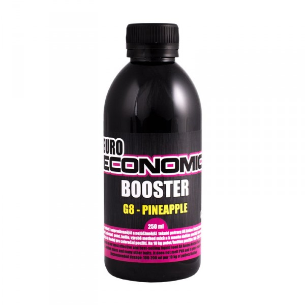 LK Baits Booster 250ml G8 Pineapple