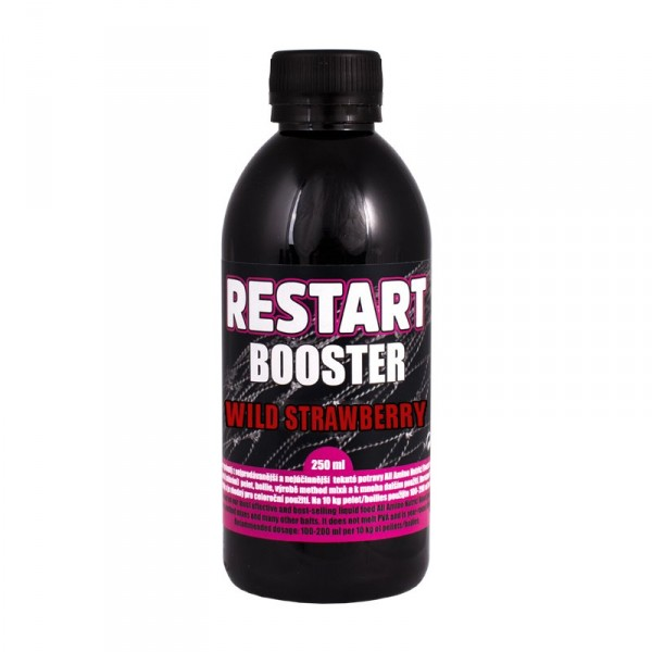 LK Baits Booster 250ml Wild Strawberry