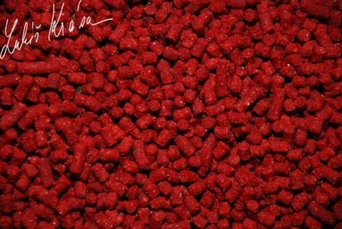 LK Baits ReStart Pellets Wild Strawberry 1kg, 4mm