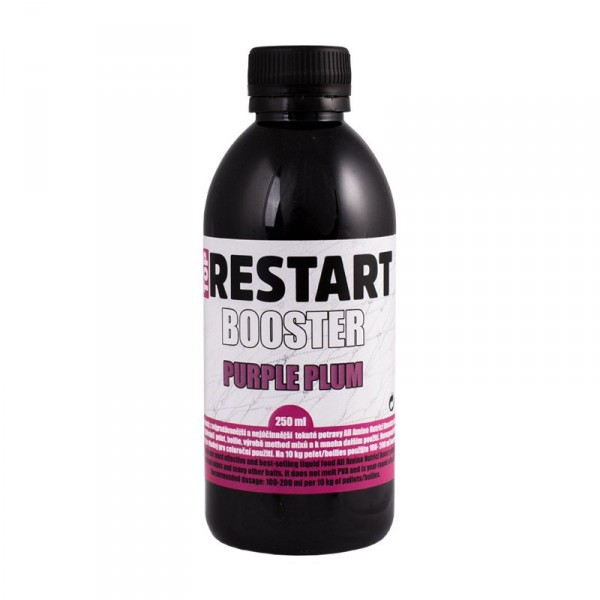 LK Baits Booster 250ml Purple Plum