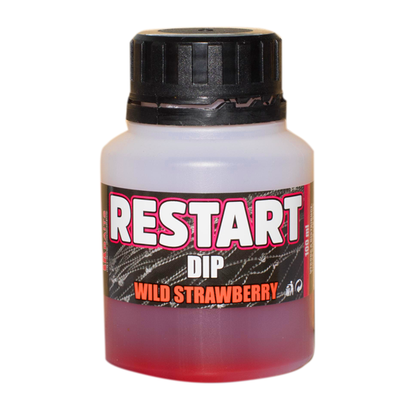 LK Baits ReStart Dip Wild Strawberry 100ml