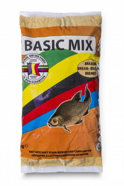 MVDE Basic Mix Brasem 2,5 kg