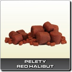 INFINITY BAITS RED HALIBUT 20kg - 18mm