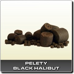 INFINITY BAITS BLACK HALIBUT 20kg - 4mm