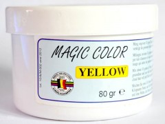 MVDE Barva do návnad Magic Color Yellow 80g