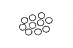 Carp ´R´ Us Rig Rings – 3mm (15 pcs)